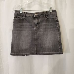 Cute Jeans Skirt Size 10